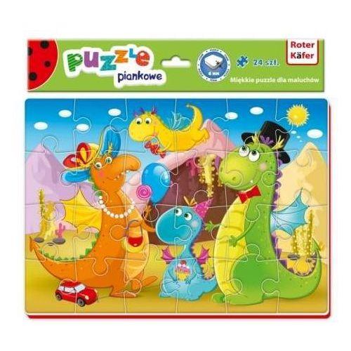 Miękkie Puzzle A4 Śmieszne Zdjęcia Rk1201-01