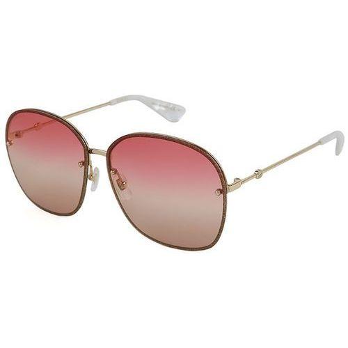 Okulary Słoneczne Gucci GG0228S 005