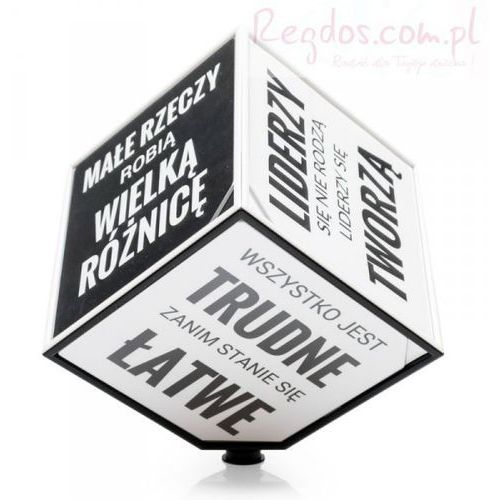 Motivation Cube - Kostka Motywacyjna (PL), kup u jednego z partnerów