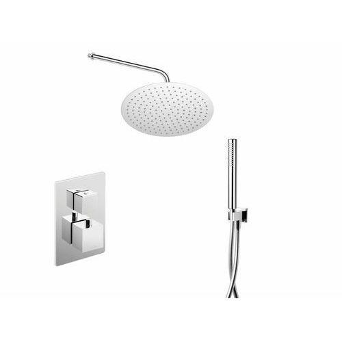 prysznicowy zestaw podtynkowy termostat cmz027 marki Corsan