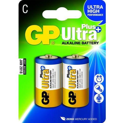 Gp 2 x bateria alkaliczna  super alkaline lr14/c (4891199100390)