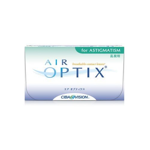 Air optix for astigmatism 3 szt. marki Alcon