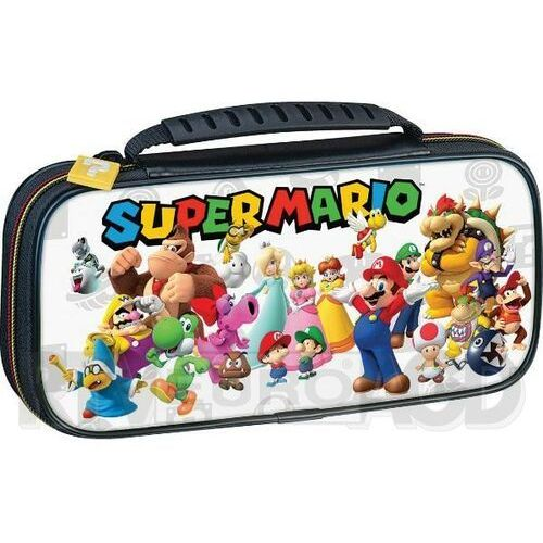 BigBen NNS53B Etui na konsole Switch Super Mario i Przyjaciele (0663293111695)