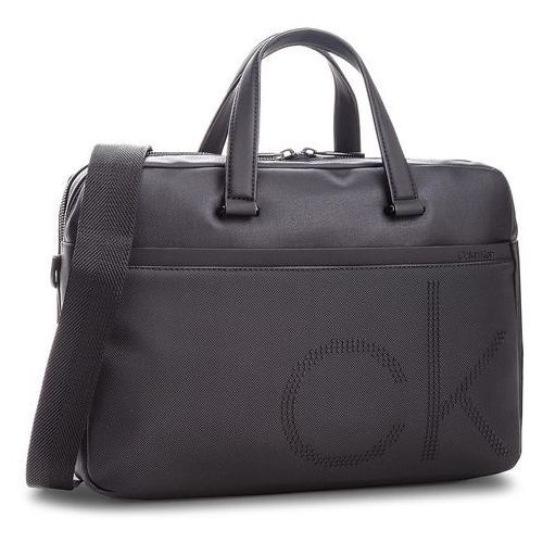 01fa7d5f53c60 Torba na laptopa - ck point laptop bag k50k503876 001 marki Calvin klein