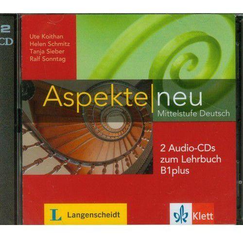 Aspekte Neu B1+ 2 CD do Lehrbuch - LektorKlett (9783126050203)