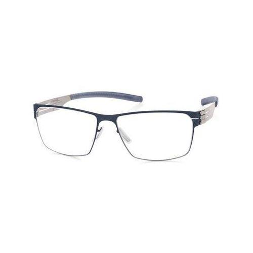 Ic! berlin Okulary korekcyjne  m1326 torsten s. marine blue
