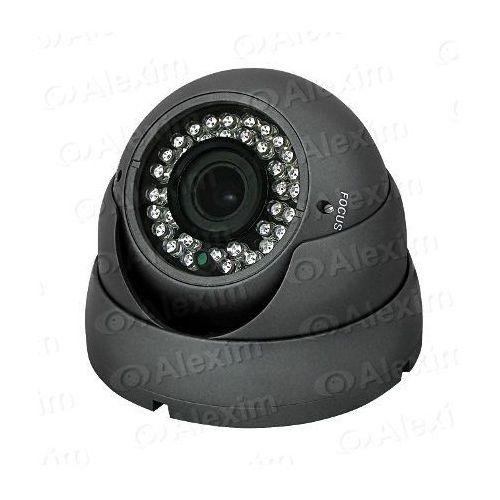 Kamera ip, dzień/noc, kopułkowa, hermetyczna, zewnętrzna ip kh36sz960p (w8d) marki Alexim - Dobra cena!
