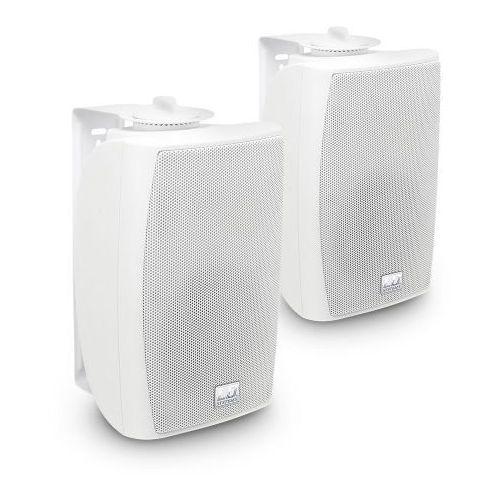 contractor cwms 42 w 2-drożny 4″ głośnik naścienny, biały (para) marki Ld systems