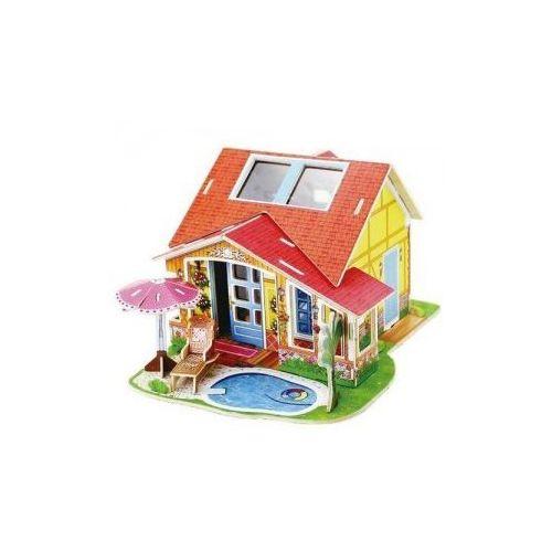 Drewniany dom z meblami (6946785104196)