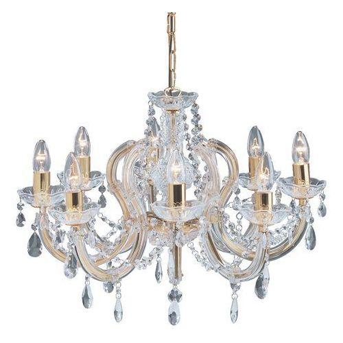 Searchlight 699-8 lampa wisząca marie therese kryształowa