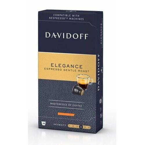 Kawa w kapsułkach DAVIDOFF Elegance 10 kapsułek