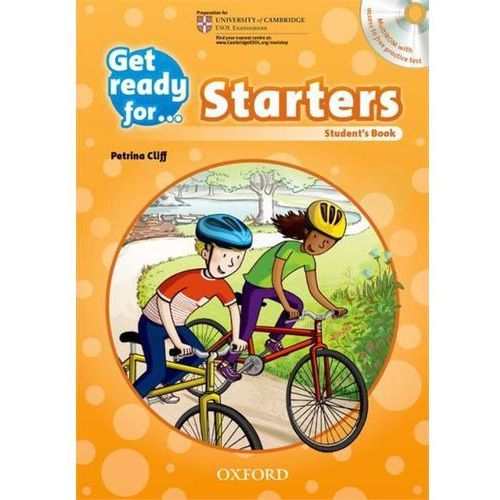 Get Ready For Starters: Students Book & MultiROM Pack