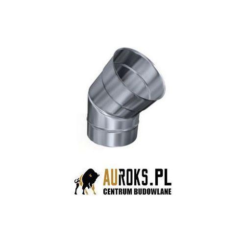 Mk żary Kolano skrętne sk 45 stopni kwasoodporne jednościenne mks standard fi180