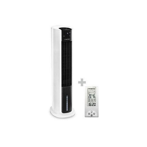 Aircooler, klimatyzer, nawilżacz powietrza pae 30 + stacja pogodowa bz06 marki Trotec
