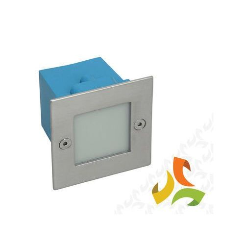 Oprawa schodowa TAXI LED9KW WH-C/M 220-240V 1,5W IP54 04390 KANLUX, 4390/KAN