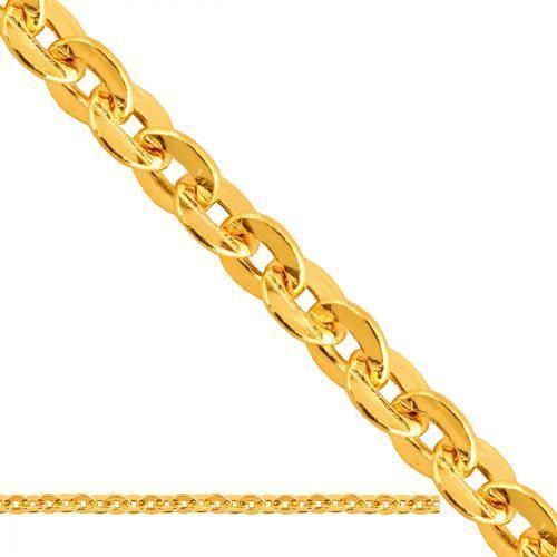 złoty łańcuszek dmuchany Brilantata Ld101 - produkt z kategorii- Łańcuszki