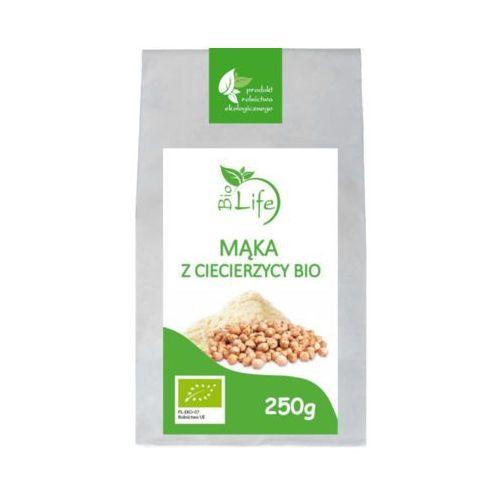 250g mąka z ciecierzycy bio marki Biolife