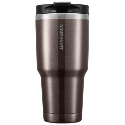Spigen Kubek termiczny mannhart b201 steel tumbler brown (8809640254291)