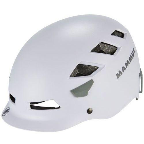 Mammut el cap kask wspinaczkowy szary/biały kaski (7613186900304)