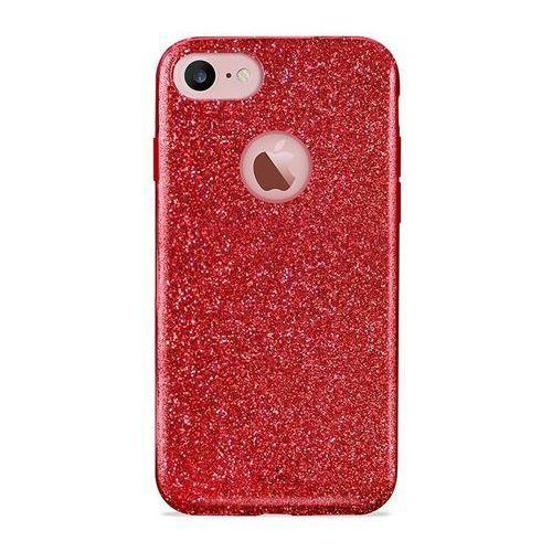 phone 8 / 7 glitter shine cover czerwone edycja limitowana >> bogata oferta - szybka wysyłka - promocje - darmowy transport od 99 zł! marki Puro