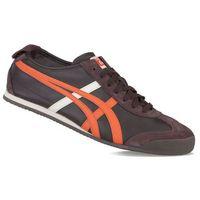 mexico 66 hl7c2-6209 - pomarańczowy ||brązowy marki Asics