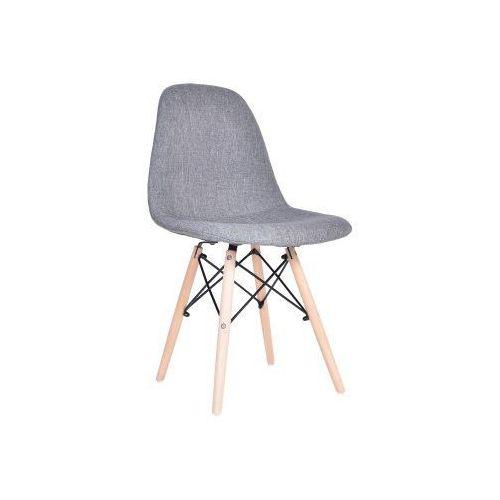 Gockowiak Krzesło boston - szary