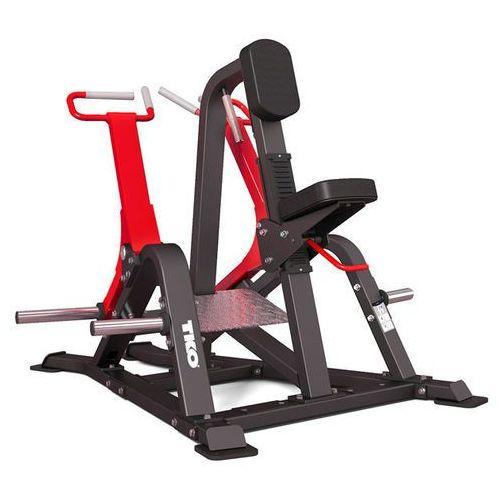 Maszyna do ćwiczeń mięśni grzbietu Seated Vertical Row 904LR TKO