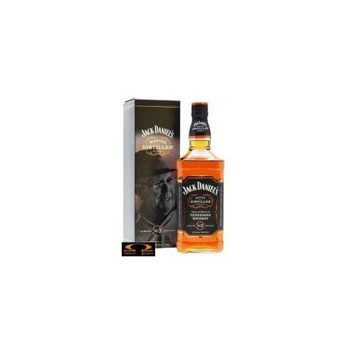 Jack daniel distillery Whiskey jack daniel's master distiller limited edition no.3 1l. Najniższe ceny, najlepsze promocje w sklepach, opinie.
