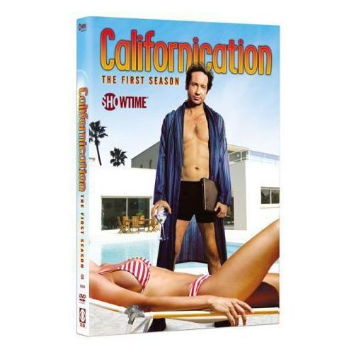 Imperial cinepix Californication, sezon 1 (3xdvd) - john dahl