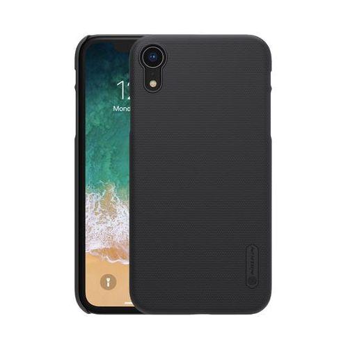 Etui Nillkin Frosted Apple iPhone 6.1 XR - Black - Black (6902048162716)