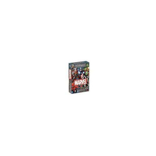 Waddingtons No. 1 Marvel Universe Playing Cards