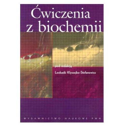Ćwiczenia z biochemii (824 str.)