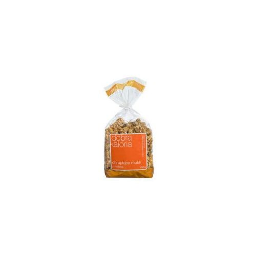 Chrupiące musli z melasą 250g - marki Dobra kaloria