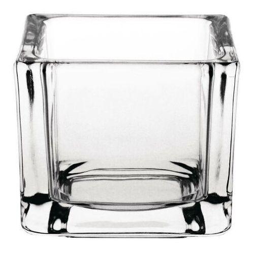Świecznik szklany   6 szt.   6x6x(h)5cm marki Olympia