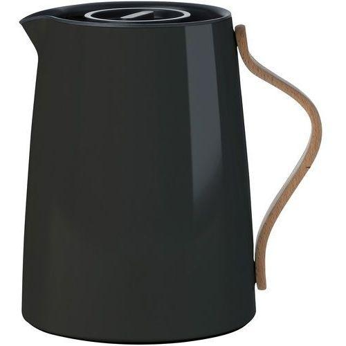 Zaparzacz do herbaty z funkcją termosu Emma Stelton czarny (X-201-2) (5709846019089)