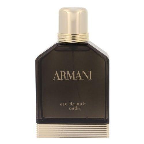 Giorgio Armani Armani Eau de Nuit Oud pour Homme Woda perfumowana 100 ml spray, ARM-ENO01