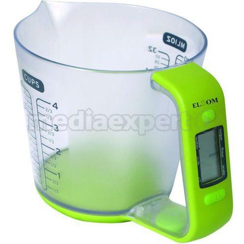 Eldom WK220 o max. obciążeniu 3kg (brak pamięci pomiaru)