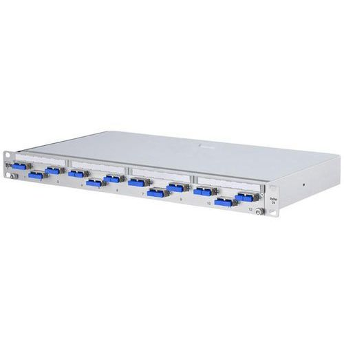 Metz connect Patchpanel do światłowodu 12 portów  150229d212-e 1 u (4250184166597)