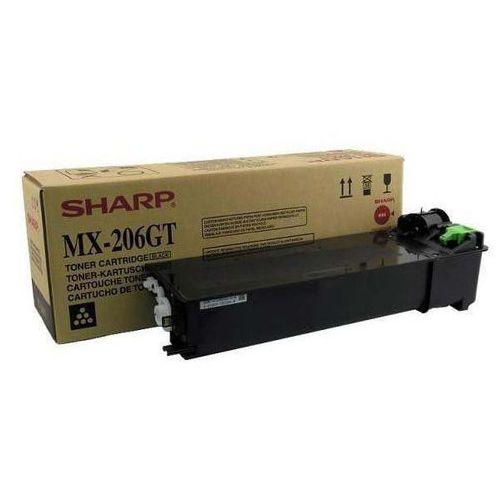 Sharp oryginalny toner MX-206GT, black, 16000s, Sharp MX-M160D, MX-M200D (4974019630762)