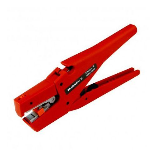 Weidmüller Narzędzie do ściągania izolacji z przewodów 0,08 - 6 mm2 Stripper 6 Red-line 8648