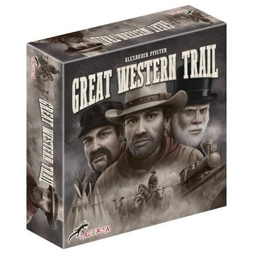 Lacerta Great western trail (edycja polska) -