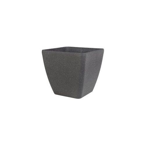 Doniczka ciemnoszara 49 x 49 x 49 cm ZELI (4251682210140)