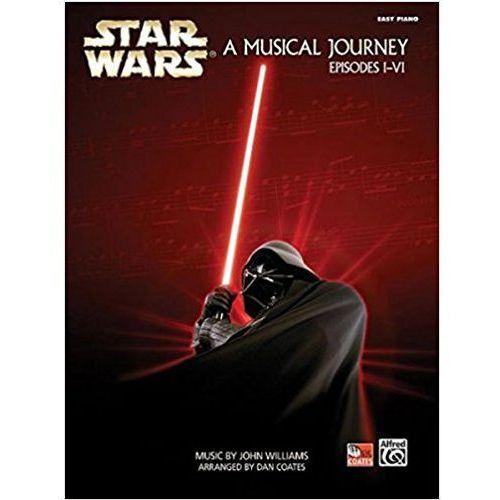 williams john - star wars: a musical journey episodes i-vi (5 finger) marki Pwm