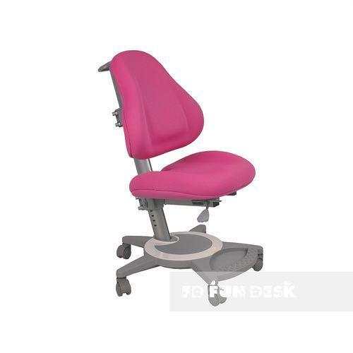 BRAVO Pink - Ergonomiczne krzesełko z regulacją wysokości FunDesk