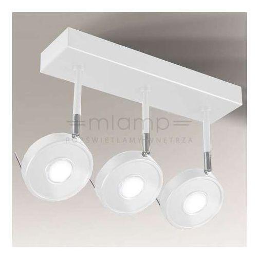 Plafon lampa sufitowa fussa il 2265/led/bi regulowana oprawa metalowa led 30w spot biały marki Shilo