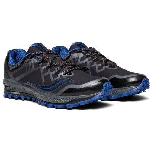 Saucony peregrine 8 gtx buty do biegania mężczyźni czarny us 12,5 | 47 2018 buty trailowe (0884547888822)