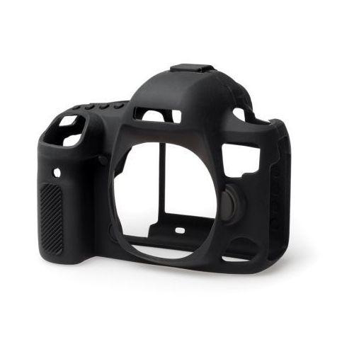 EasyCover osłona gumowa dla Canon 5D mark IV czarna, ECC5D4