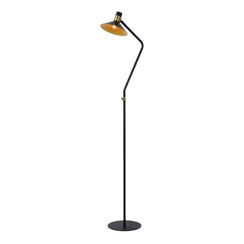 pepijn 05728/01/30 lampa stojąca podłogowa 1x40w e14 czarny marki Lucide