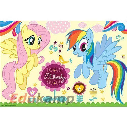 Puzzle 60 My Little Pony - Wesołe miasteczko TREFL, TR17240