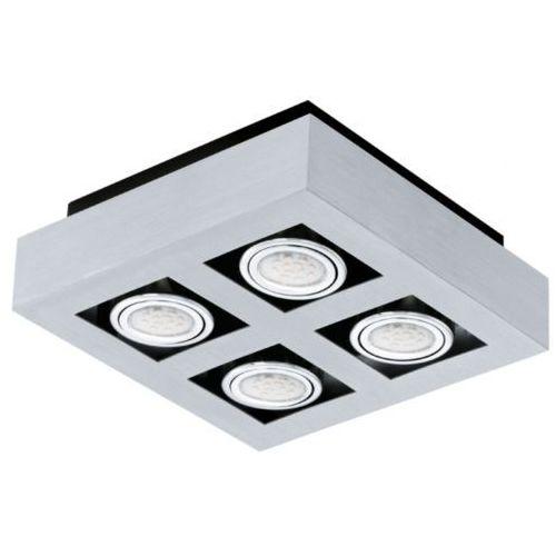 Eglo Lampa sufitowa loke 1 4x5w promocja, 91355